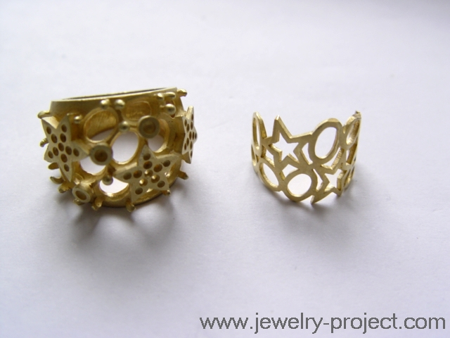 Custom Jewelry Manufacturer in Thailand Gold and Silver Jewelry
